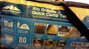 NORTHWEST TERRITORY Camping RIO GRANDE QUICK CAMP TENT